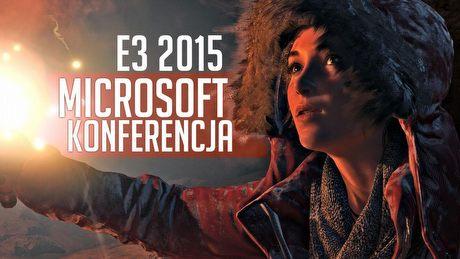 Ofensywa Microsoftu na targach E3 2015 - wrażenia z konferencji