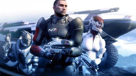 Mass Effect pierwsze wrażenia z wersji PC