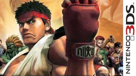 Street Fighter IV rządzi na 3DS?
