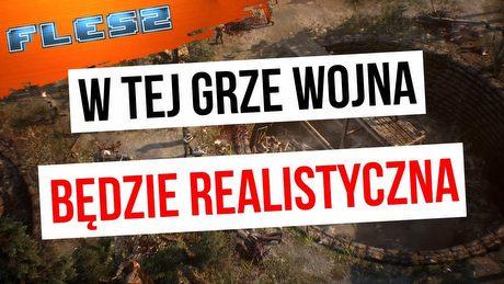 Polska gra, która pokaże realizm wojny. FLESZ – 28 sierpnia 2020