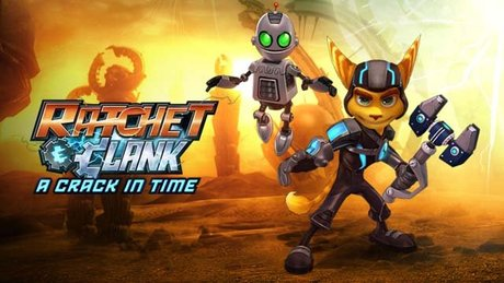 Gramy w Ratchet & Clank