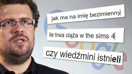 Najdziwniejsze pytania, jakie gracze wpisują w Google