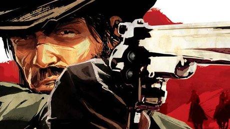 Gramy w Red Dead Redemption