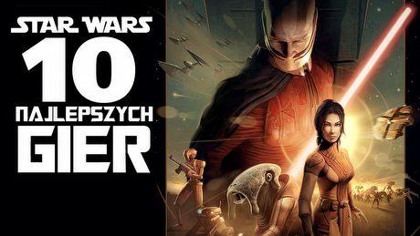 10 najlepszych gier ze świata Gwiezdnych Wojen
