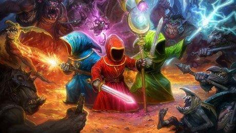 Magicka - najśmieszniejsza gra fantasy
