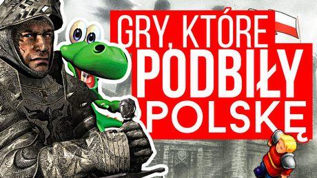 8 zagranicznych gier, które w Polsce zyskały fenomenalną popularność