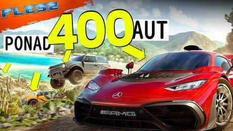 Setki aut w Forza Horizon 5. FLESZ 8 września 2021