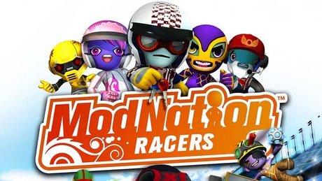 Gramy w ModNation Racers