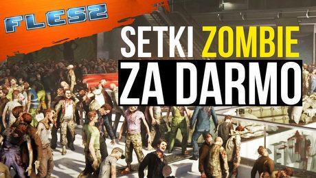 Gra o walce z hordami zombie za darmo. FLESZ – 26 marca 2020
