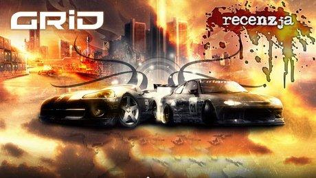 Recenzja Race Driver: GRID
