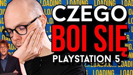 Dlaczego PS5 boi się nowej generacji