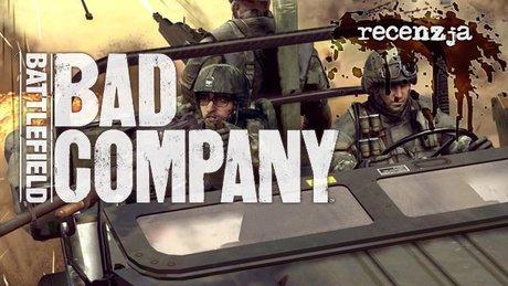 Recenzja Battlefield: Bad Company