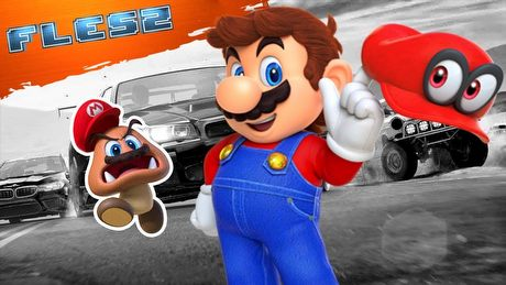 Mario zebrał bardzo dużo monet! FLESZ – 3 listopada 2017