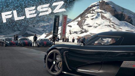 FLESZ – 11 marca 2014 – DriveClub zjechał do boksu