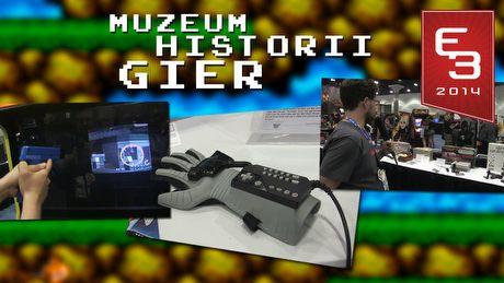 E3 2014: Powrót do przeszłości - zwiedzamy muzeum historii gier!