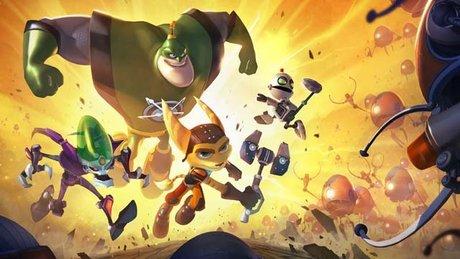 Ratchet & Clank: 4 za Jednego!