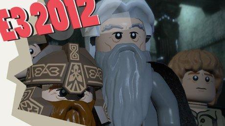 E3: Gramy w LEGO: Władca Pierścieni