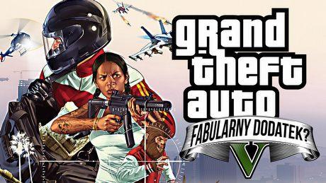 Gdzie przepadło fabularne rozszerzenie do Grand Theft Auto V?