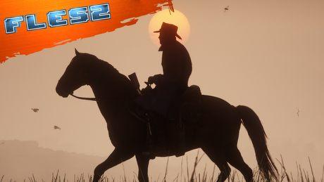 Red Dead Redemption 2 z konkretną datą premiery! FLESZ – 2 lutego 2018
