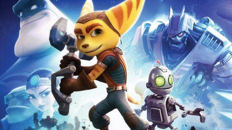 Legendarna platformówka jeszcze ładniejsza - Ratchet & Clank na targach E3 2015