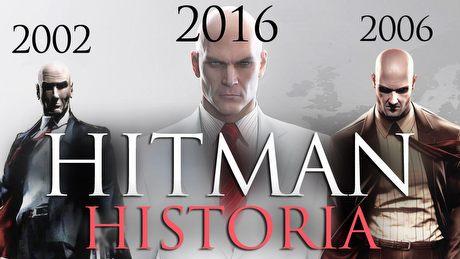 17 lat później wciąż zabójczo dobry - historia Hitmana