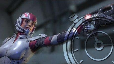 Mass Effect w 5 sekund