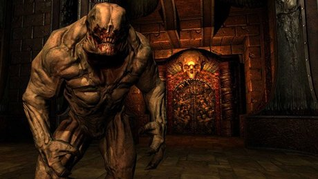 Gramy w Doom 3 BFG Edition