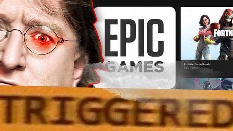 Dlaczego gracze nienawidzą Epic Games Store
