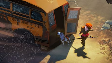 Piękny postapokaliptyczny survival! Gramy w The Flame in the Flood na targach gamescom 2015