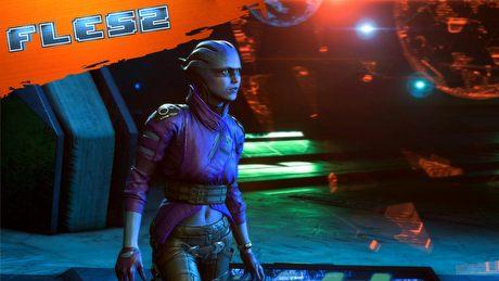 Tak wygląda Mass Effect: Andromeda w 4K na PS4Pro! FLESZ – 8 września 2016