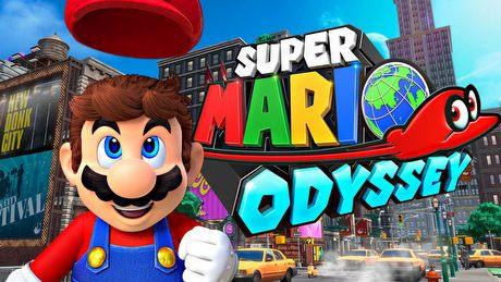 Gramy w Super Mario Odyssey
