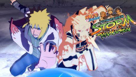 Gramy w Naruto Shippuden: Ultimate Ninja Storm Revolution