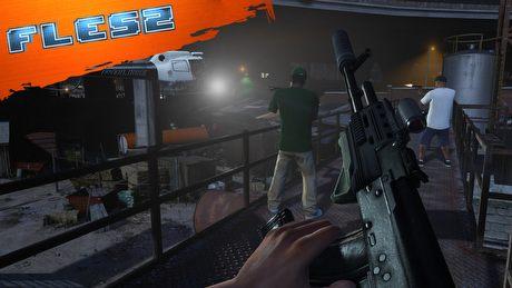 Rockstar nie zapomniał o napadach w GTA Online. FLESZ – 14 listopada 2014
