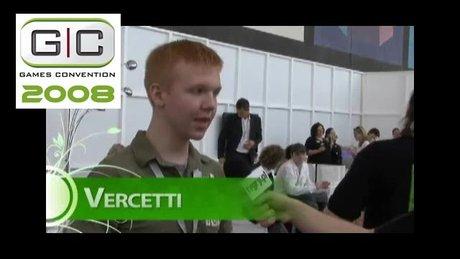 GC 2008: Z wizytą w EA