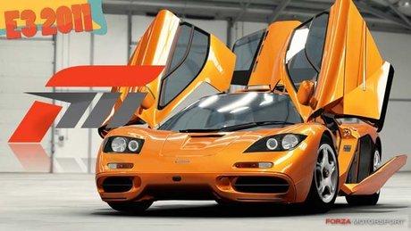 E3: Gramy w Forza Motorsport 4