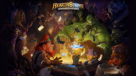 Gramy w Hearthstone - świetną karciankę od Blizzarda