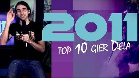 Top 10 gier 2011 roku wg Marcina