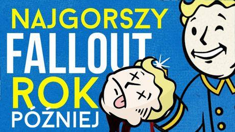 Fallout 76 rok później
