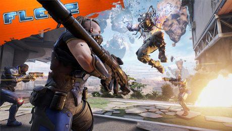 Od Gears of War do psucia grawitacji – beta LawBreakers. FLESZ – 2 lipca 2017