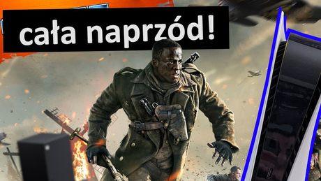 Alfa Call of Duty tylko na Playstation. FLESZ 23 sierpnia 2021