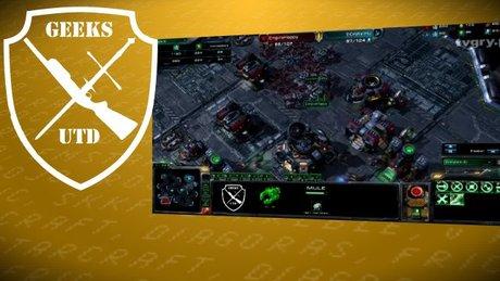GeeksUTD: Starcraft II