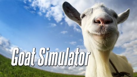 Goat Simulator - dzień z życia kozy w Symulatorze kozy