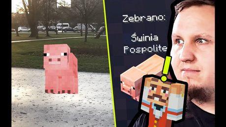 Jak spędziłem dzień w rzeczywistości Minecrafta