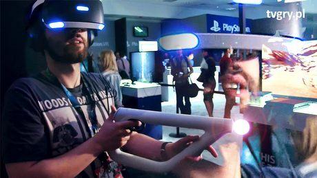 Jak działa FPS w wirtualnej rzeczywistości? Testujemy PlayStation VR na E3 2016!