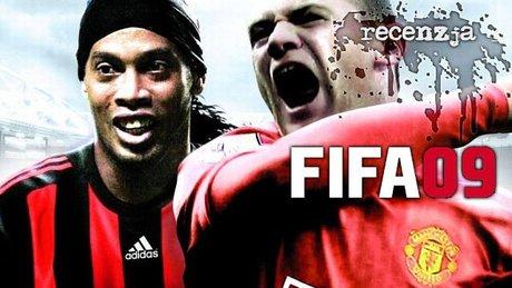 Recenzja gry FIFA 09