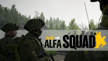 Squad przerywa ciszę radiową – Samiec Alfa kontra obiecująca strzelanka sieciowa