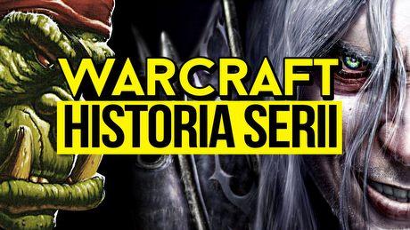 Historia serii WarCraft