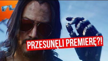 Cyberpunk 2077 opóźniony - nowa data premiery. FLESZ – 16 stycznia 2020