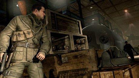 Gramy w Sniper Elite V2 - demo