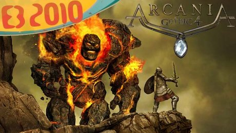 Gramy w Arcania: Gothic 4 na E3